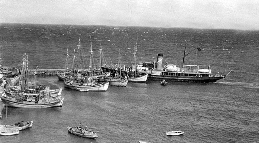 Λιμάνι Ραφήνας 1945-2015 (χρονογράφημα και βίντεο)